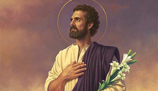 São José, Padroeiro dos Trabalhadores e da Boa Morte