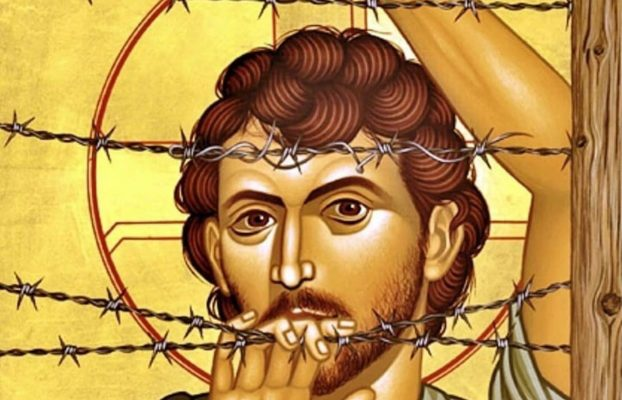 E se fosse Jesus a bater à porta?