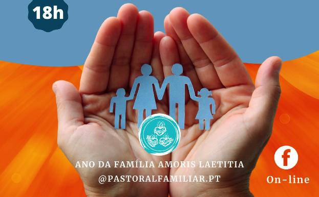Eucaristia e benção das famílias